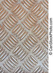 不鏽純潔, 地板, 鋼, 盤子