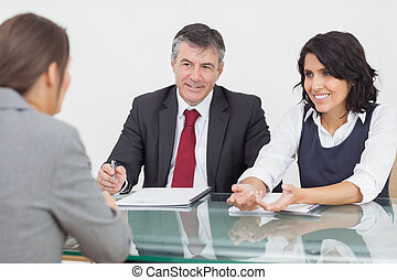 人們, 小, 談話商業, 會議