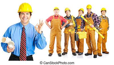 人們, 承包商