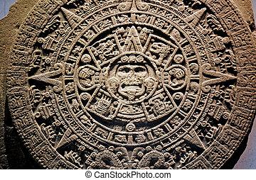 人類學, 國家博物館, 墨西哥