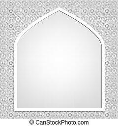 伊斯蘭教, 卡片