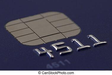 信用, 芯片, 卡片