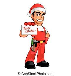 做零活的人, 聖誕節