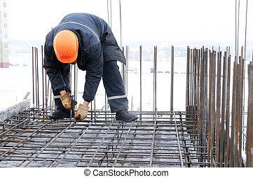 做, 建設工人, 站點, 動物尸体