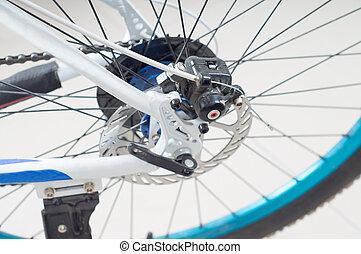 傳輸, 自行車