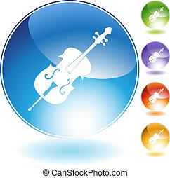 儀器, 大提琴