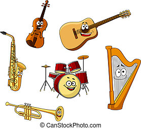 儀器, 集合, 音樂, 第一流