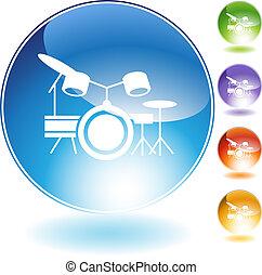 儀器, 集合, 鼓