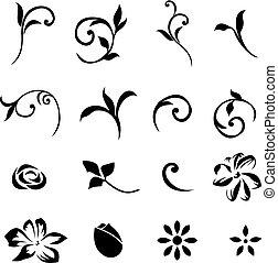 元素, 01, 植物, 裝置設計