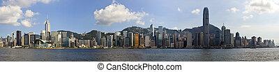 全景, 香港
