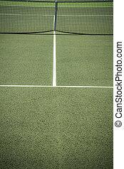 全部, 庭院, 中心, 網球, 表面, 下來, 天氣, 看法