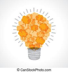 創造性, light-bulb