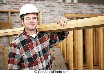 勞動者, 建設