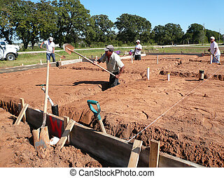 勞動者, 挖掘