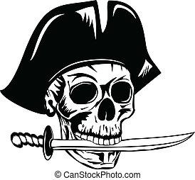 匕首, 海盜