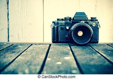 古老而有价值的攝影机