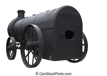 古董, 引擎, 蒸汽