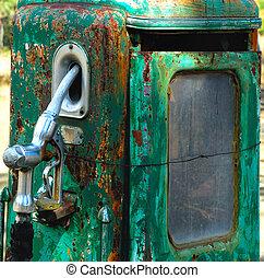 古董, 泵, 气体