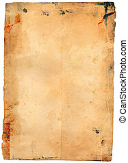 古董, 紙