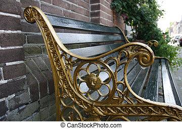 古董, 長凳