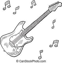 吉他, 略述, 電