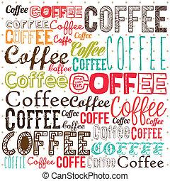 咖啡, 插圖