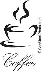 咖啡, 符號