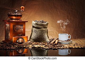 咖啡, 附件, 蓆子