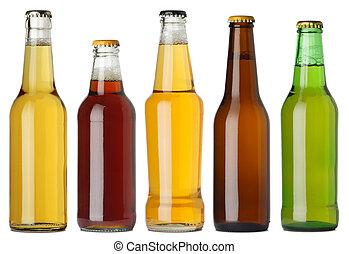 啤酒瓶子, 空白