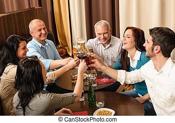 喜愛, 同事, 工作, 以後, 飲料, 愉快