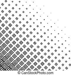 單色, halftone, 摘要, 背景