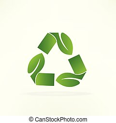 回收商標, 符號