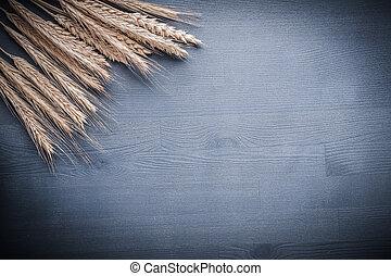 圖像, 木頭, 小麥, 板, copyspace