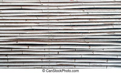 圖案, 背景, 牆, 竹子