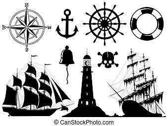 圖象, 集合, 船舶