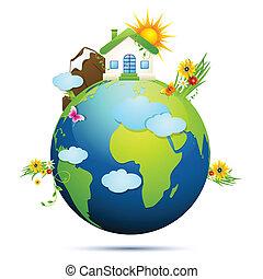地球, 打掃