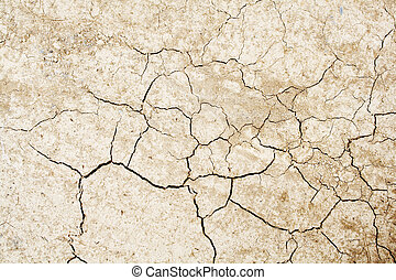 地球, 被爆裂, 干燥
