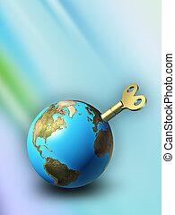 地球, rechargeable