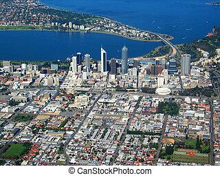城市觀點, 空中, 4, 佩思