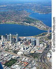 城市觀點, 2, 空中, 佩思