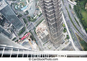 城市, 上海, 風景