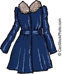 外套, 婦女