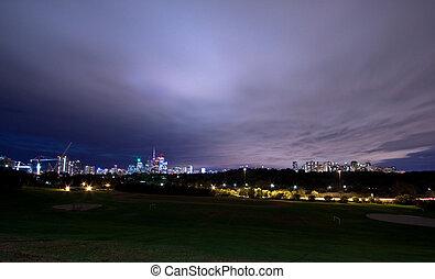 多倫多, 都市風景