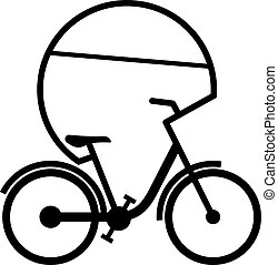 天氣, 全部, 自行車