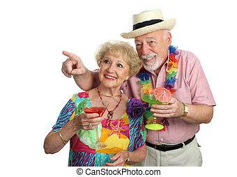 夫婦, 成熟, 觀光