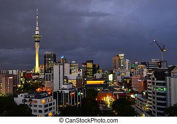 奧克蘭, 新西蘭, -