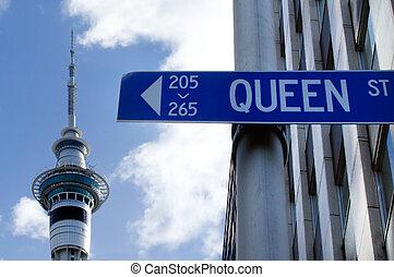 奧克蘭, 都市風景, 新西蘭