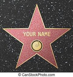 好萊塢, 星, 名聲