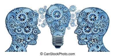 學習, 領導, 戰略, 革新