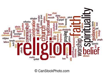 宗教, 詞, 雲